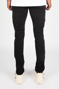 Trapstar Distressed Denim Jeans - Black