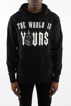 Load image into Gallery viewer, World Is Yours OG Hoodie - Black