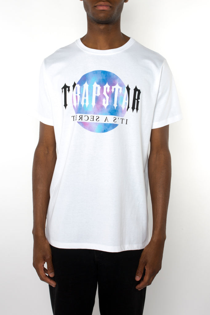 Solar Eclipse Tee - White