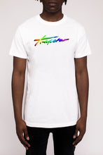 Load image into Gallery viewer, Signature Trip Drip 2.0 Tee - White