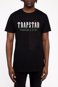 Trapstar x Blade Brown Trap Revolution Tee - Black