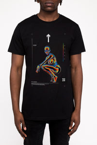 Irongate Heatmap Tee - Black