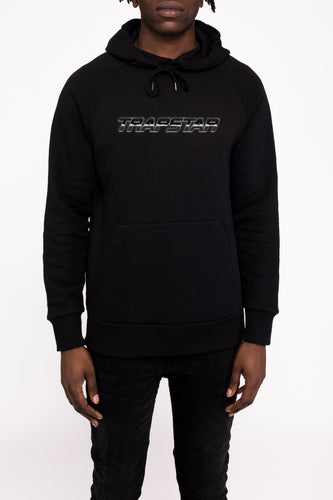 Chrome Racer Hoodie - Blackout Edition