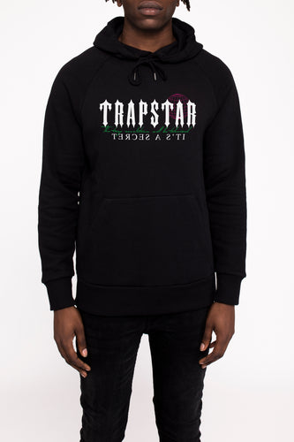 Trapstar x Blade Brown Trap Revolution Hoodie - Black