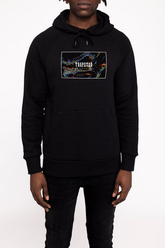 Classic Box Sonic Rave Edition Hoodie - Black