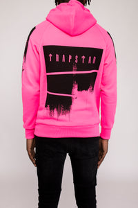 Art Of War Paint Edition Hoodie - Fuchsia Pink