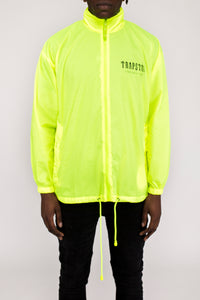 Festival Jacket - Neon Yellow/Black