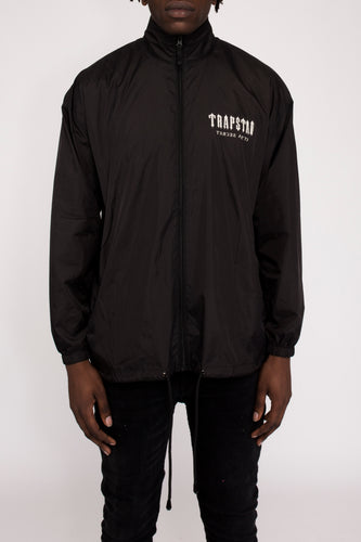 Festival Jacket - Black/Reflective