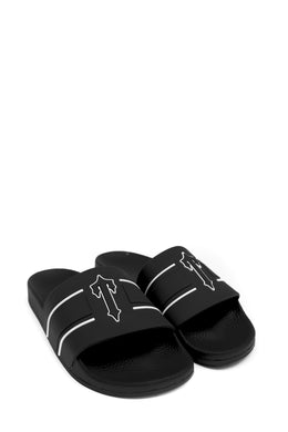 *PRE ORDER* Irongate T Slides - Black/White
