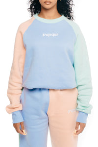 Ironblade Candy Floss Cozy Crewneck
