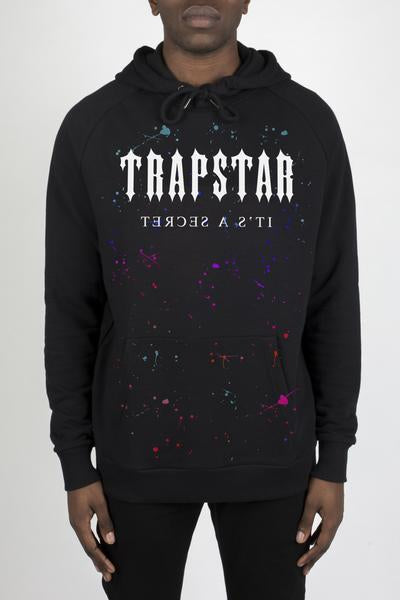 Decoded Artistry Black Hoodie