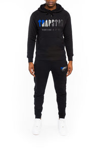 Chenille Decoded Hoodie Tracksuit - Black Ice Flavours Edition