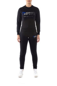 Women's Chenille Decoded Crewneck Tracksuit - Black Ice Flavours Edition