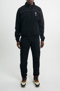 Irongate T Shell Tracksuit - Black/Reflective