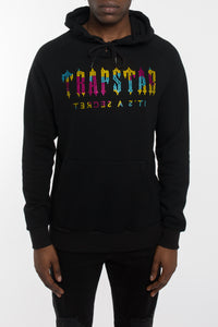 Crystal Decoded Flavours Edition Hoodie - Black