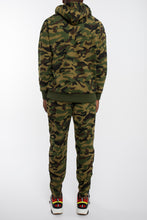 Load image into Gallery viewer, Irongate Embroidered Arch Tracksuit - Camo