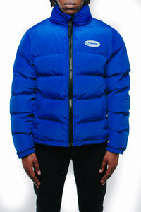 Mens AW20 Hyperdrive Quilted Slim Fit Jacket - Blue