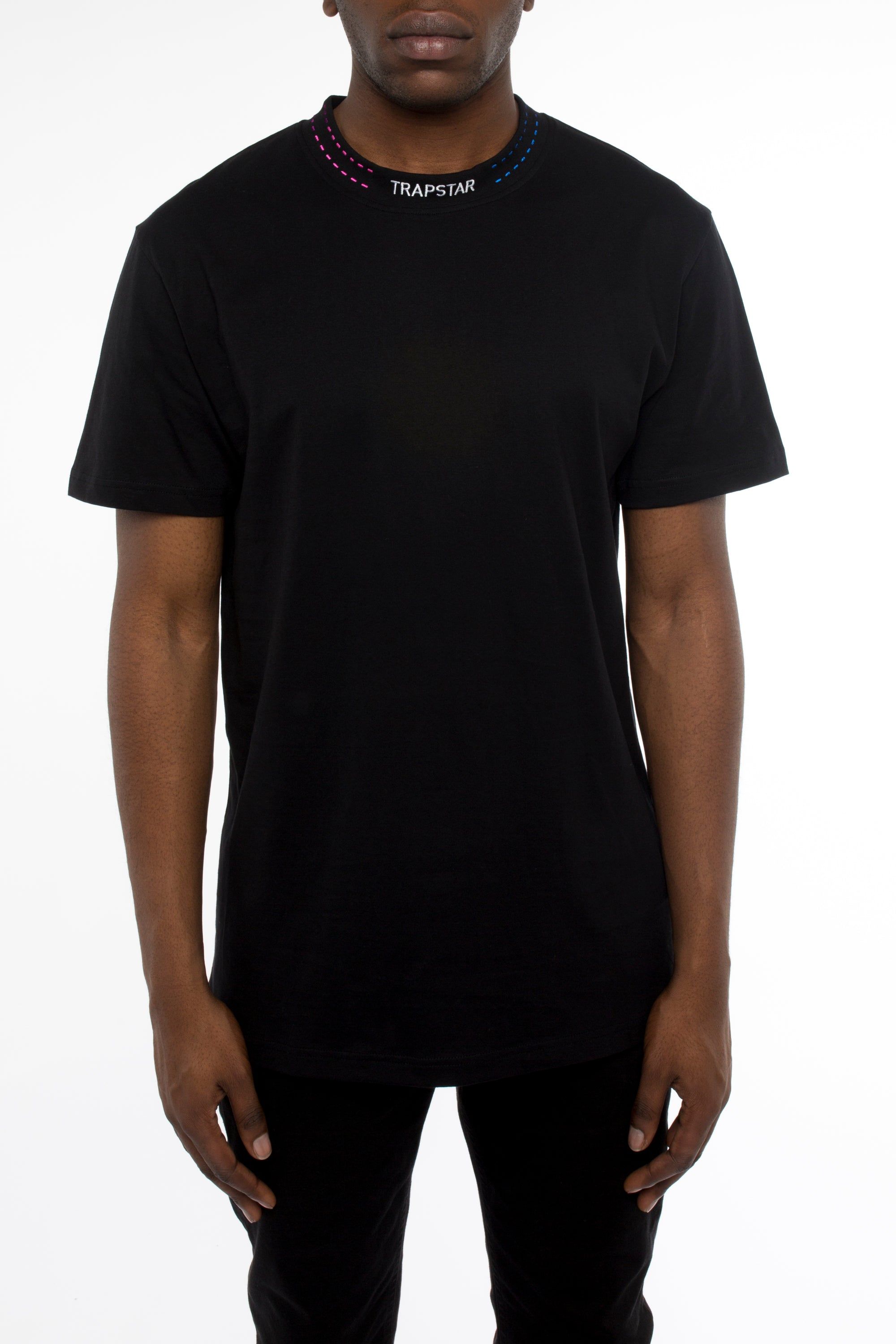Trapstar Orbit Tee - Black