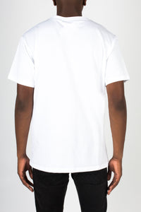 Decoded Snakeskin Edition Tee - White