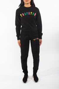 Women's Chenille Irongate Crewneck Tracksuit - Flavours Edition