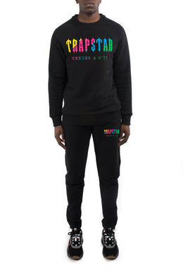 Chenille Decoded Crewneck Tracksuit - Candy Flavours Edition