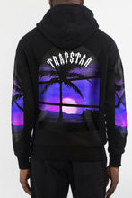 Load image into Gallery viewer, Art of War Sunset Hoodie - Black