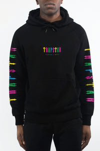 Decoded Banners Hoodie Flavours Edition - Black