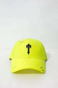 Irongate T Strapback - Neon Yellow/Black