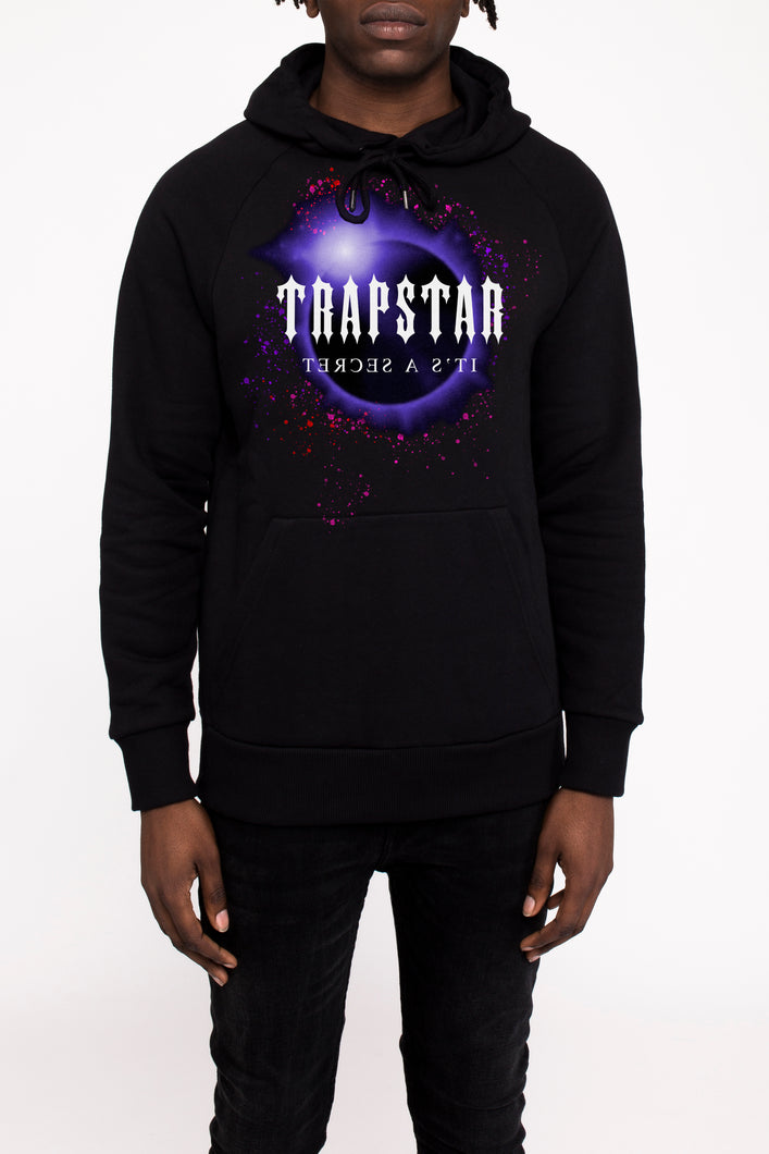 Decoded Solar Eclipse 2.0 Hoodie - Black