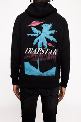 Summer Invasion Hoodie - Black
