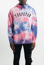 Load image into Gallery viewer, 3D Arch Hoodie - Light Tie Dye