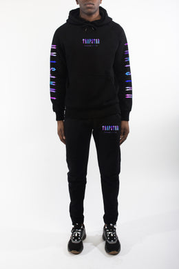 Solar Eclipse 2.1 Hoodie Tracksuit - Black