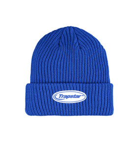 AW20 Hyperdrive Patch Beanie - Blue/White