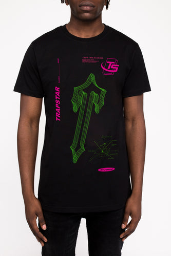 Irongate T Tron Tee - Black