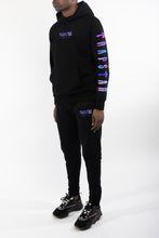 Load image into Gallery viewer, Solar Eclipse 2.1 Hoodie Tracksuit - Black