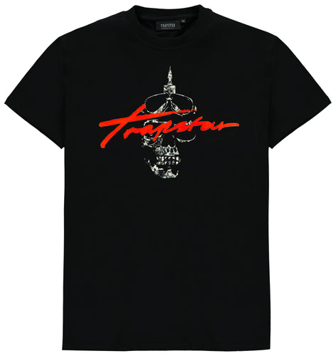 Titanium Signature Riders Tee - Black