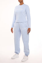Load image into Gallery viewer, Womens Irongate Comfort Tracksuit - Cashmere Blue