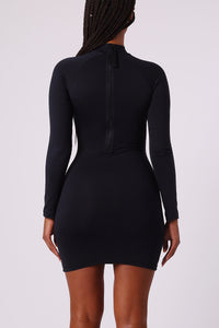 Womens Ironblade AW19 Dress - Black