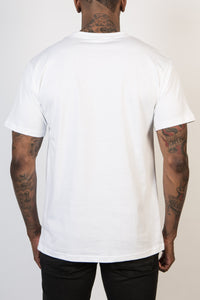 Irongate T Rose Tee - White