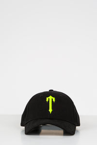 Irongate T Strapback - Black/Neon Yellow