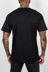 Signature Barcode Tee - Black