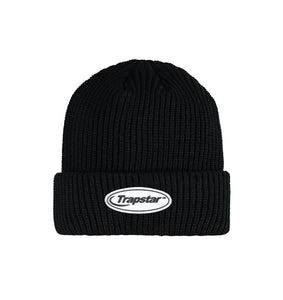 2021 Hyperdrive Patch Beanie - Black/White
