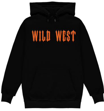 Trapstar x Central Cee Wild West Hoodie - Black