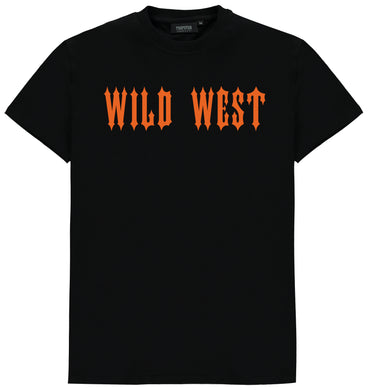 Trapstar x Central Cee Wild West Tee - Black