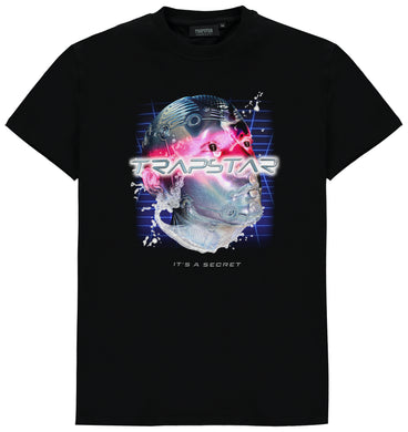 Chrome Vision Tee - Black