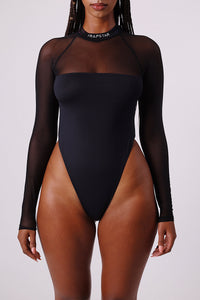 Trapstar Orbit High Thong Body - Black
