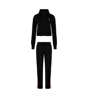 Women's Irongate T Revolution Zip Tracksuit - Red/White/Blue