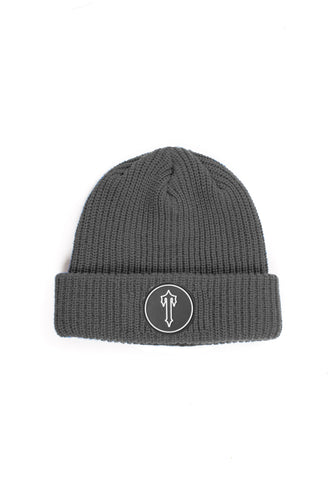 Irongate T Patch Beanie - Grey/Black