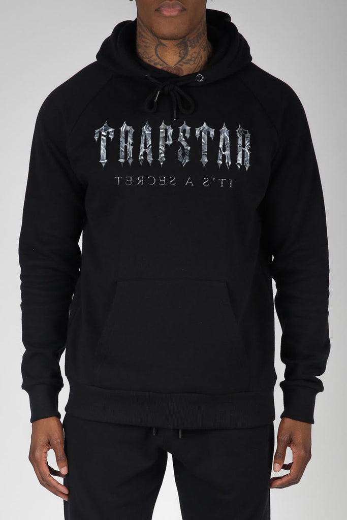 Titanium Decoded Hoodie - black
