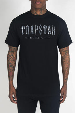 Titanium Decoded Tee - Black
